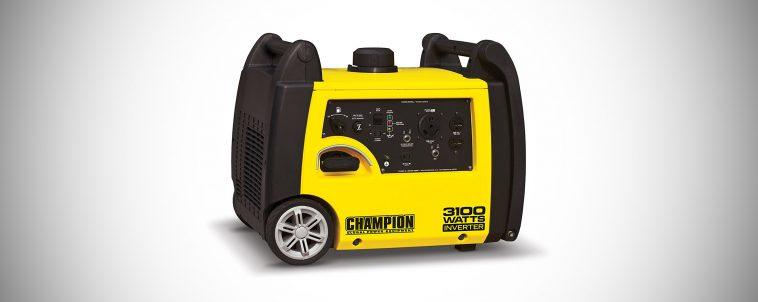 Champion 3100W Inverter Generator Reviews