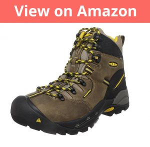 KEEN Utility Men's Pittsburgh Steel Toe Work Boot.