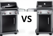 Weber E210 vs E310