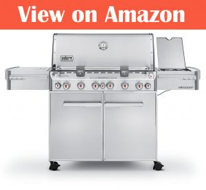 Weber Summit S 670 Review