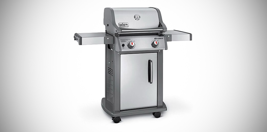 Weber S210 Review