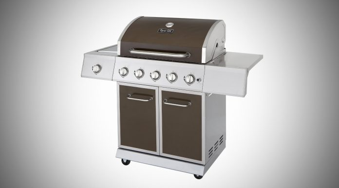 Dyna Glo 5 Burner Gas Grill Reviews