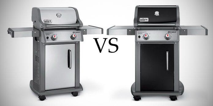 Weber E210 vs S210